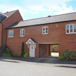 Two bedroom coach house *Now let* at 6 Winter Gardens Way, Banbury OX16 1UT, UK for £810.00