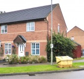 Wellington Avenue, Banbury *Available from 18th November* at Wellington Avenue, Banbury OX16 3NE for £850.00