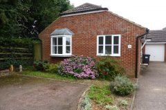 2 bedroom detached bungalow Middleton Cheney *Now let* at Horton Close, Middleton Cheney for £950.00